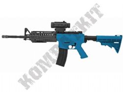 D96 Tactical M4 RIS Replica Electric Airsoft Rifle BB Machine Gun Black & 2 Tone